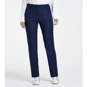 Long Tall Sally NWT Clean Sharp Slim Trousers Navy